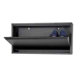 Shoe Cabinet Billy 1 | Black