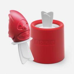 Eis-Pop-Maker Vogel | Rot