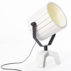 Lampe Barrique - Naturel