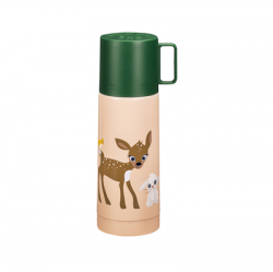 Thermos Chevreuil et lapin