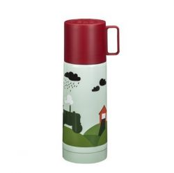 Thermos Tractor | Red & Green