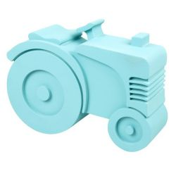 Lunchbox Tractor | Light Blue