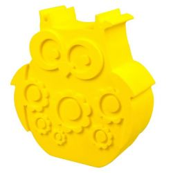 Lunchbox Owl | Yellow