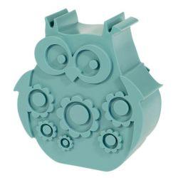 Lunchbox Owl | Light Blue