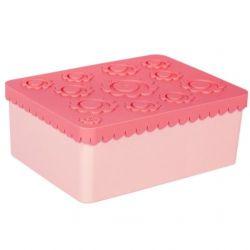 Lunchbox Blumen | Rosa