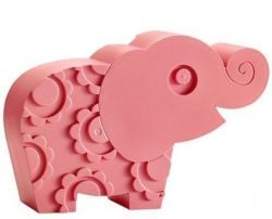 Lunchbox Elefant | Rosa