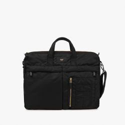Messenger Bag Bomber | Black
