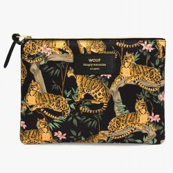 Tasche Large | Black Lazy Jungle