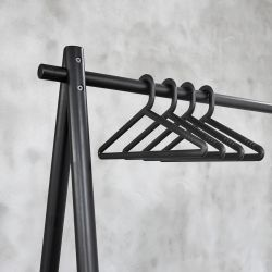 Hangers Hongi Set of 4 | Black