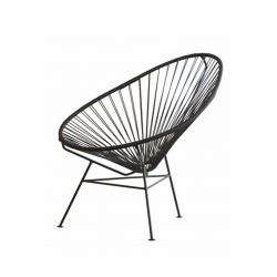 Acapulco Chair | Black