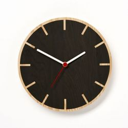 Primary Clock Cog | Black