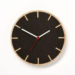Horloge Primary Cog | Noir