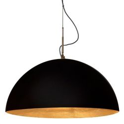 Pendant Light Mezza | Black/gold