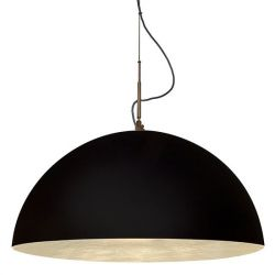 Pendant Light Mezza | Black/white