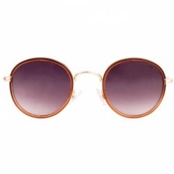 Sunglasses Blackbird | Cream/Brown