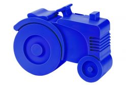 Lunchbox Tractor | Donkerblauw