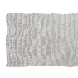 Blanket Garter Light Grey
