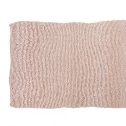 Blanket Garter | Powder Pink
