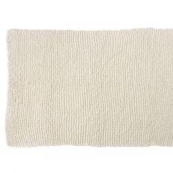 Blanket Garter White