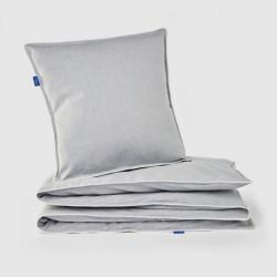 Duvet Cover and Pillow | Denim