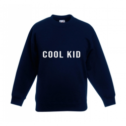 Kinder-Pullover Cool Kid | Navy