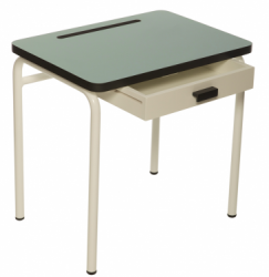 Child Desk Régine Bleu Jade