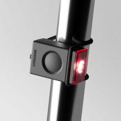 Fahrradlicht  Wiederaufladbar Hinten Block | Schwarz