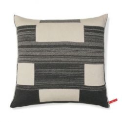 Blocks Cushion | Anthracite