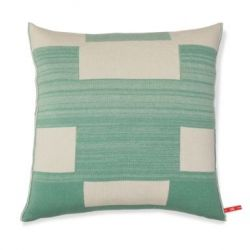 Blocks Cushion | Green