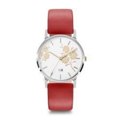Frauen-Uhr Bloom 34 | Rot