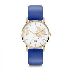 Frauen-Uhr Bloom 34 | Blau