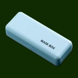 Mask Box | Light Blue