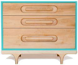 Caravan Dresser - Blue