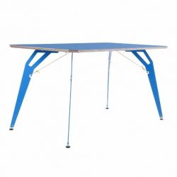 Mount Everest Tafel | Blauw