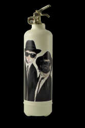 Design fire Extinguisher Blues Brothers