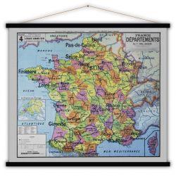 Vintage-Poster | Frankreich Departements