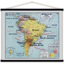 Vintage-Poster | Südamerika