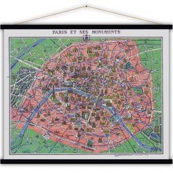 Vintage Poster | Paris & Monuments