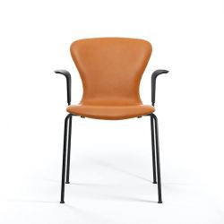 PLAY Armchair Tube Hero Leather | Cognac