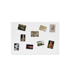 Magnettafel 56 x 38 cm | Weiß