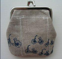 Small Purse Bicyles