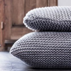 Cushion Bobo | Grey