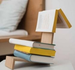 Bookshelf / Bookmark | Oak
