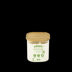 Kanister mit Bambusdeckel | 800 ml