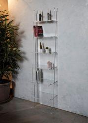 Bücherregal / Badezimmerschrank Way Up   Transparent