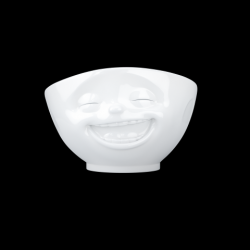 Bowl Laughing 500 ml | White