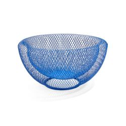 Bowl Wire Mesh | Blauw
