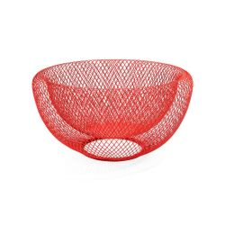 Bowl Wire Mesh | Red