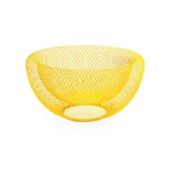 Bowl Wire Mesh | Yellow