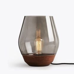 Lampe de Table Bowl | Cuivre
